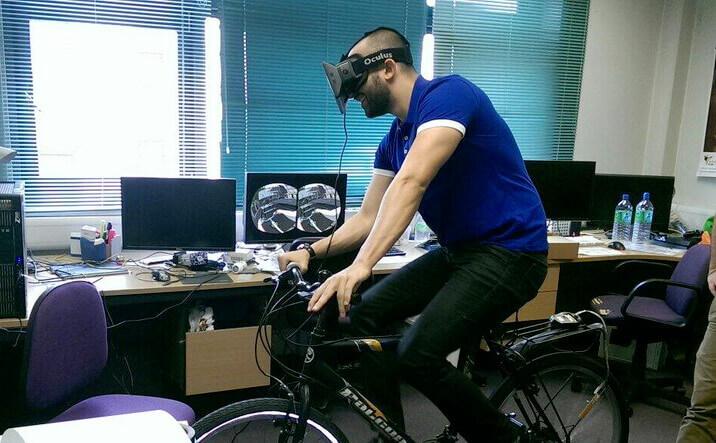 Kinetic Bike Trainer >> Reflex Arc
